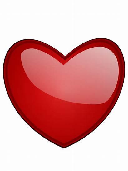 Clip Hearts Heart Valentine Clipart Happy Clipartix