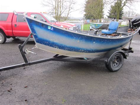 Drift Boats For Sale Eugene Oregon by Used Rb Drift Boat For Sale Koffler Boats