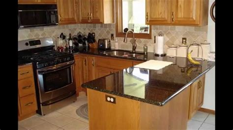 granite kitchen ideas kitchen granite countertop design ideas youtube