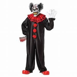 Déguisement Qui Fait Peur : adult evil clown costume morph costumes us ~ Melissatoandfro.com Idées de Décoration
