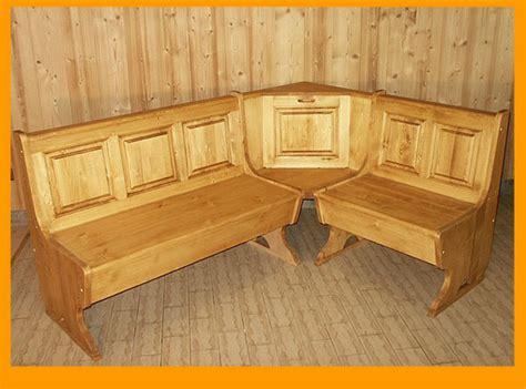 banc d angle de cuisine eco meubles de montagne meuble style savoyard
