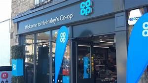 Co-op, Food, Convenience