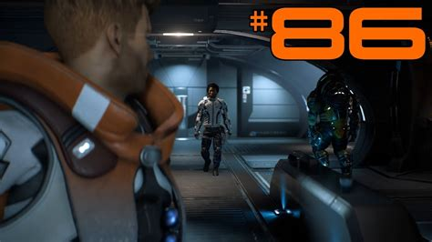 mass effect andromeda playthrough part 86 liam kosta all in loyalty mission