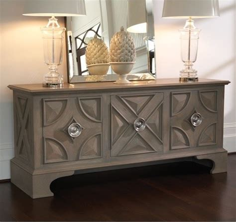 Contemporary Buffets And Sideboards by Design On A Shoestring Budget Dining Room Searching For