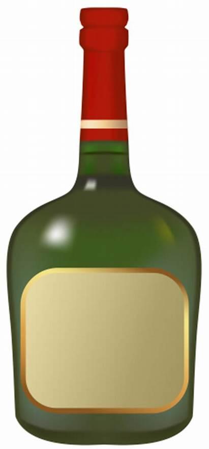 Bottle Liquor Clipart Bottles Clip Transparent Clipartpng