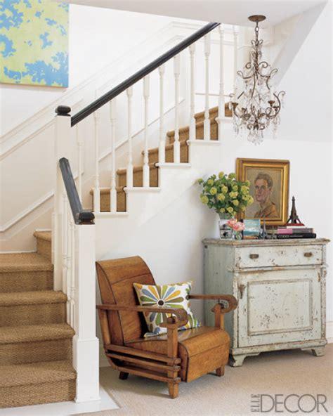 flair  vintage decor stair runners