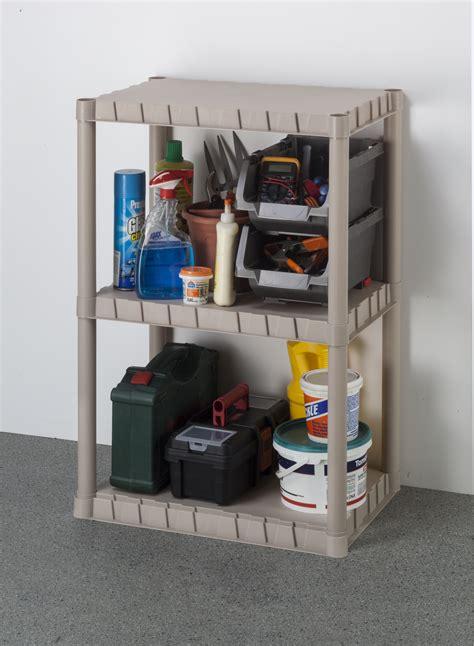 keter shelves for sheds keter 14 3 tier shelf unit
