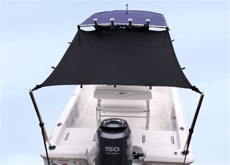 Boat T Top Shade by Boat Shade Kit Images From Rnr Marine