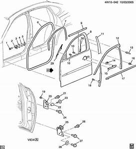 2000 Gmc Oem Parts Diagram Door  Parts  Auto Parts Catalog
