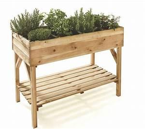 Jardiniere Haute Sur Pied : jardini re et pot de fleur pour balcon et terrasse c t maison ~ Melissatoandfro.com Idées de Décoration