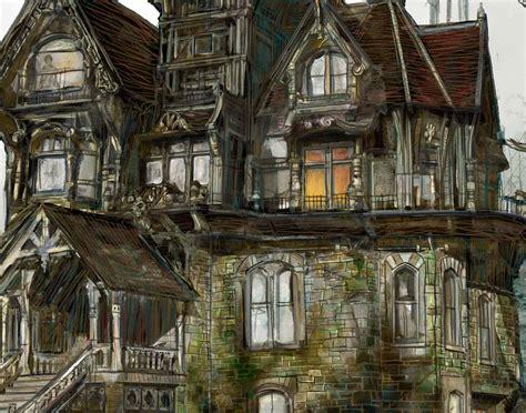 The Fall Of The House Of Usher  Mario Jodra