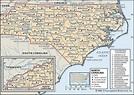 North Carolina County Map | Fotolip.com Rich image and ...