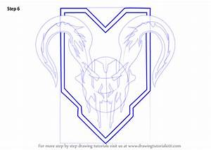 Learn How To Draw Apex Predators Logo From Titanfall 2