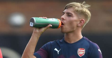 Emery promotes Arsenal youngster to first team - and he ...