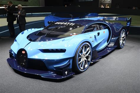 New Bugatti Cars by Frankfurt Motor Show Highlights New Cars From