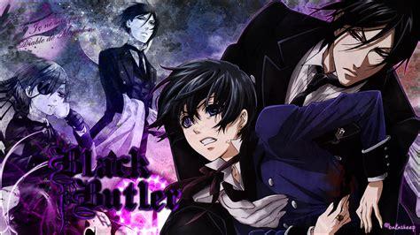 Black Butler Anime Wallpaper - black butler wallpaper hd wallpapersafari