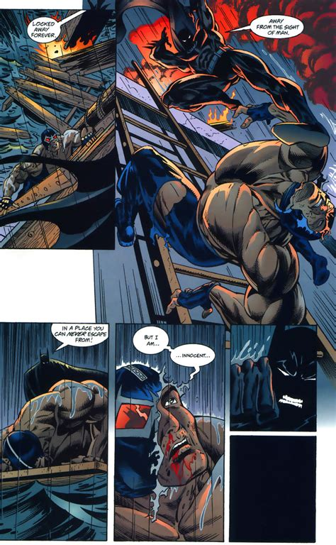 Bane Vs Bullseye Battles Comic Vine