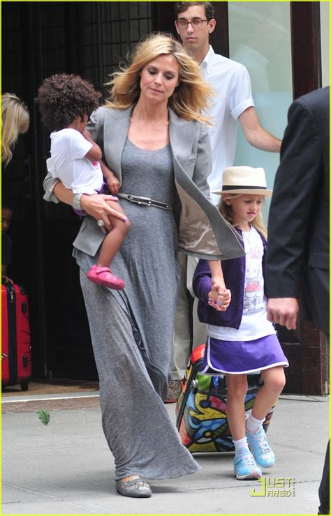 Later, leni changed her last name to her stepfather seal's (samuels) and back to. Miniature celebrity!: LENI KLUM, LOU SAMUEL