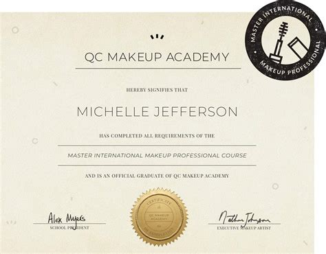 it courses free with certificate certifications diplomas and licenses qc makeup academy