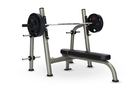 Aura Olympic Flat Bench G3fw13  Nrg Fitness