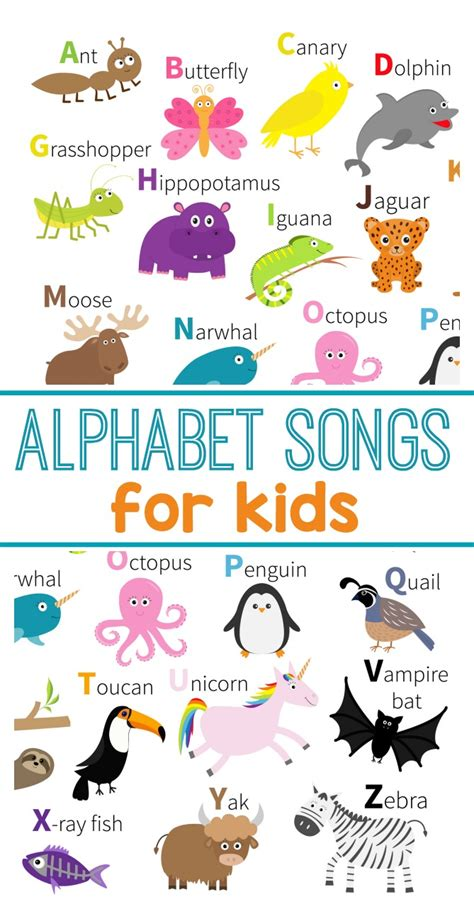 help learn their abcs with these abc songs 871 | Alphabet Songs for Kids