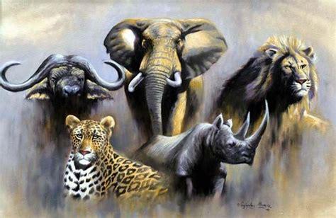 African Animals, Africa Art