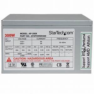 Watt Berechnen Pc : 300w atx computer power supply replacement power supplies ~ Themetempest.com Abrechnung