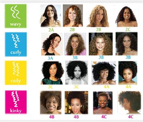 Naturally Curly Hair Types: Discover Yours HairstyleCamp