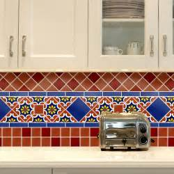 kitchen canisters ceramic talavera tile collection talavera tile