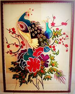 Peacock Design Painting | Simply Beautiful! All The Pretty ...