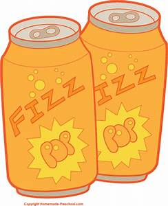 Picture of soda can clipart image #18874
