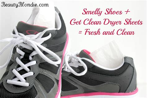 keeping your shoes smelling fresh