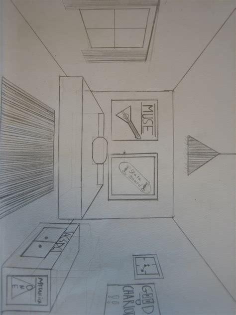 chambre en perspective dessin chambre dessin perspective gascity for
