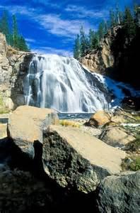 Yellowstone National Park Falls