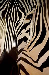 zebra painting | Art | Pinterest