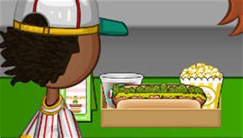 jeux de cuisine papa louis pizza jeu papa louie doggeria gratuit jeux 2 filles