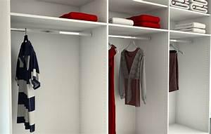 Kleiderstange Für Schrank : einzelschrank mit kleiderstangen meine m belmanufaktur ~ Whattoseeinmadrid.com Haus und Dekorationen