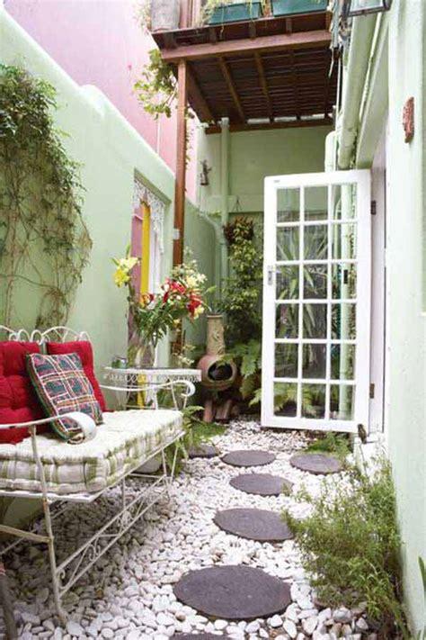 clever design ideas  narrow  long outdoor spaces amazing diy interior home design