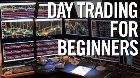 day trading day trading for beginners what is a day trader