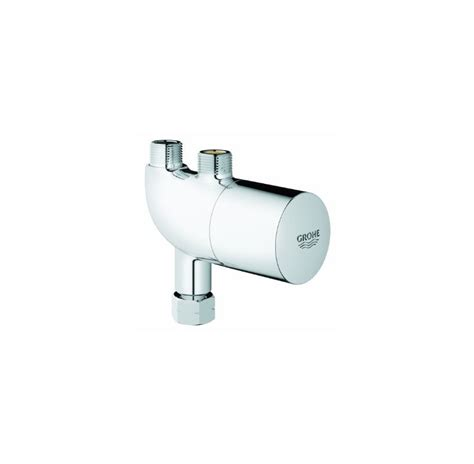 Adjusting Grohe Thermostatic Shower Valve by Grohe 19663 Grohtherm Shower Spares Shower Door Handles