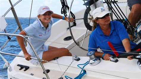 Salamander Bay's Jessica Campbell, 13, youngest skipper in ...