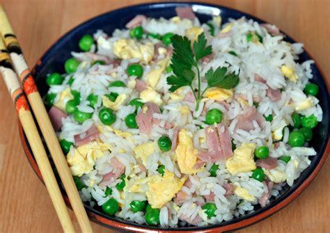 recette de cuisine au wok riz cantonais facile dans la cuisine de maman debordee