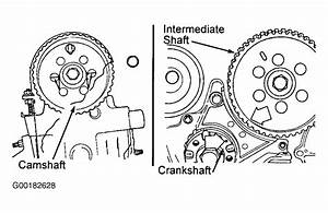 1993 Plymouth Acclaim Serpentine Belt Routing And Timing
