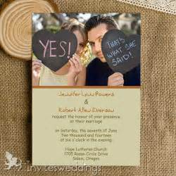 photo wedding invitations affordable simple photo wedding invitations iwi318 wedding invitations