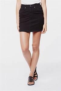Dina Denim Skirt Black | my style | Pinterest | Denim ...