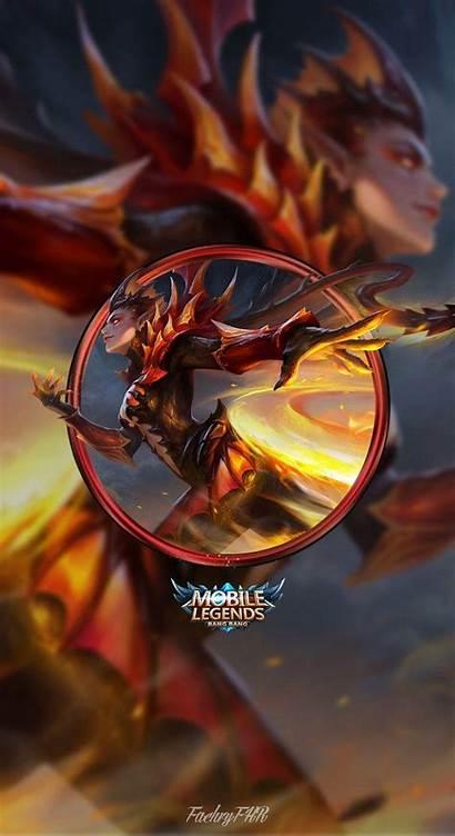 Legends Mobile Karrie Dragon Queen Legend Wallpapers
