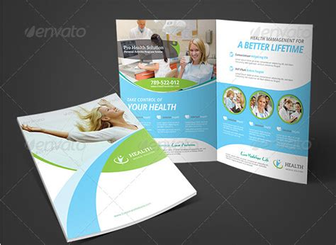 healthcare brochure templates free download 8 modern medical and healthy brochure templates free adobe