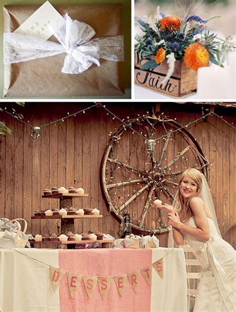 shabby chic rustic wedding nicole rene design weddings events home decor fashion more march 2012