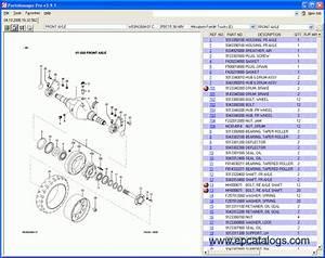 Mitsubishi Forklift Trucks Linkone Spare Part Catalog Download