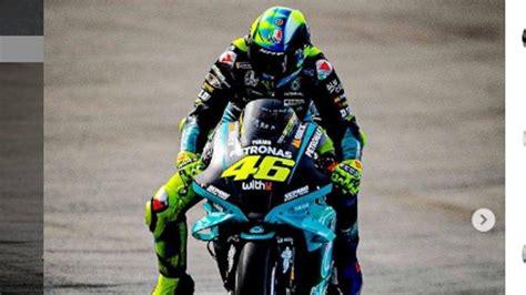 Pebalap fabio quartararo berhasil raih pole position pada seri ketiga motogp 2021 di sirkuit jerez, spanyol. Hasil Kualifikasi MotoGP Perancis 2021, Valentino Rossi ...
